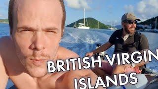 Karib Kalózkodás a Szüzek Szigetein | British Virgin Islands
