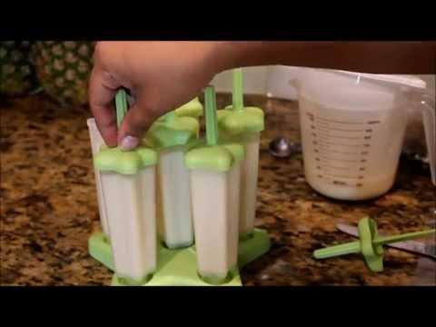 Easy Homemade creamy coconut ice cream
