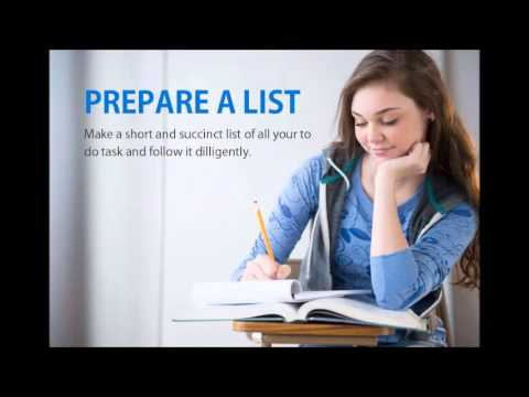 Tips and Help About MBA Study