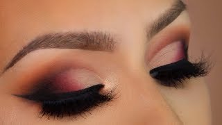 Huda Beauty Rose Gold Palette Smokey Eye Videos 9videos Tv