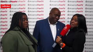 (Exclusive) Robbie Gets Interviewed By His Wife & Daughter   AFTV Anniversary Party