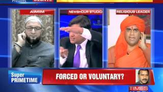 The Newshour Debate: Coerced Or Voluntary? - Part 2 (10th Dec 2014)