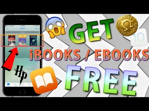 How To Get/Download iBooks For FREE! (NO JAILBREAK) iOS 10 - 10.2/9/8/7 iPhone, iPad,iPod Any iBook!