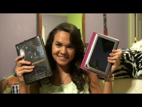 Is A Nook/Kindle Worth the Money? (eReader vs. Physical Book)