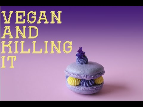 VEGAN MACARONS- Special Episode (feat. The Scran Line)