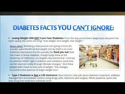 Type 2 Diabetics Eliminate - These Techniques Have Been Used Successfully