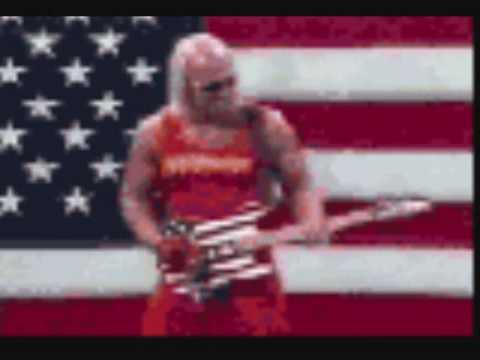 Hulk Hogan's Theme Song - Real American