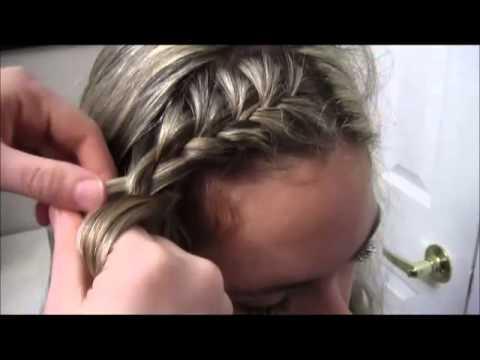Tutorial #6- The Side French Braid