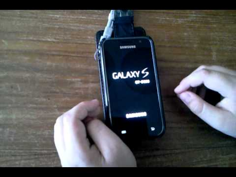 Samsung Galaxy S GT-I9000 Recovery/Download Mode
