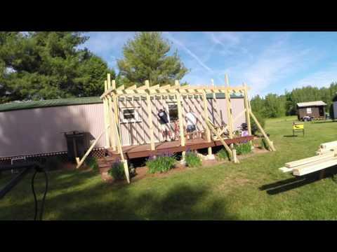 NY Porch Build Part 2