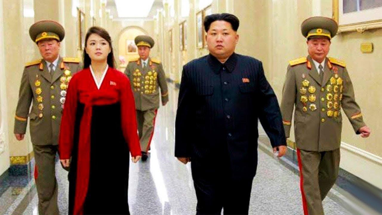 الحياة الخفية التي تعيشها زوجة زعيم كوريا الشمالية !