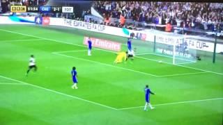 DELI ALI Goal vs Chelsea FC Fa Cup Semi Final