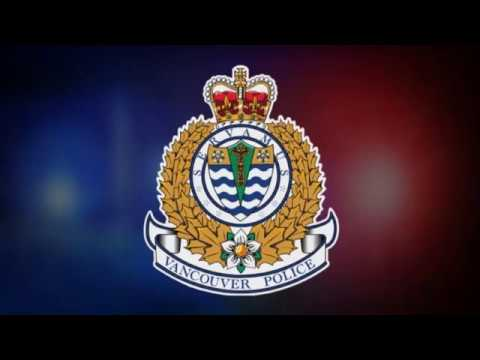 VPD Press Conference Active Deadly Threat