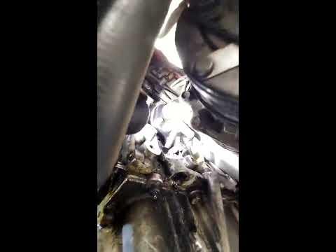 replacing 2002 Chrysler Sebring Water pump 2