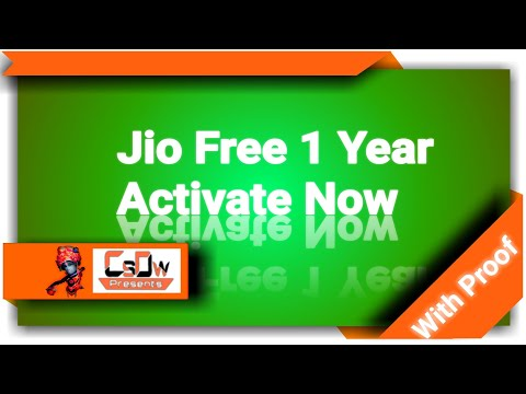 [ Hindi ] Congratulation ! Jio Free 1 Year Prime Membership.How To Do Registered Successfully.