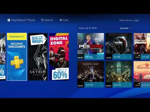PS4 DEALS DEALS DEALS - PS PLUS Discounts - NEW PSN FREE TO PLAY!!!