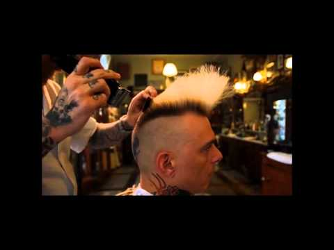 HOW TO CUT A PSYCHOBILLY QUIFF