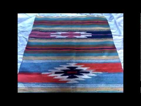 Plymouth Rug Cleaning - Flatweave Rug
