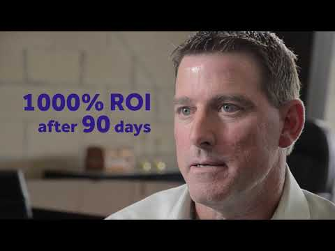 Lead Forensics Customer Success Story! Business Transition - 1000% ROI in 90 days!