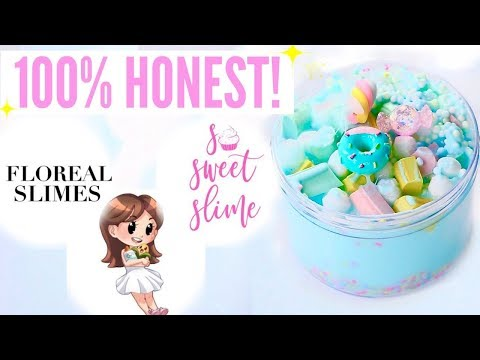 100% HONEST Famous + Underrated Instagram Slime Shop Review! Non-Famous US Slime Package Unboxing