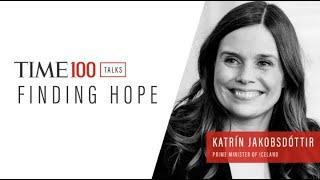 TIME100 Talks with Iceland Prime Minister Katrín Jakobsdóttir and Katie Couric