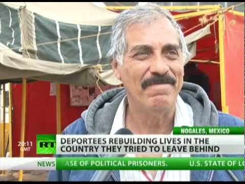 Deported illegals put into limbo