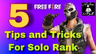 Download Best 5 Tips and Tricks For Solo Rank || Reach Heroic in Two Days || Grena Free Fire Video