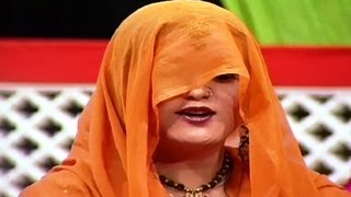 Zara Ghunghat To Utha (Qawwali Sawal - Jawab)   Raees Bharti, Teena Parveen