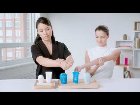 How to Choose and Apply the Right Sunscreen | Beauty Expert Tips | Shiseido