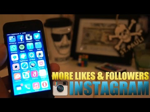 How to get more Instagram Followers and Likes [HD]