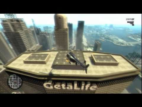 GTA4 Glitches and Easter Eggs