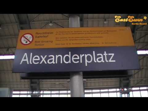 From Berlin Schönefeld Airport (SXF) to EastSeven Berlin Hostel