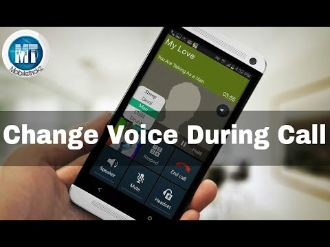 How to Change Voice During Call On Android In Hindi ||No Root Requid||