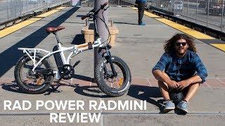 The RadMini By Rad Power Bike Is Hefty Yet Rad!