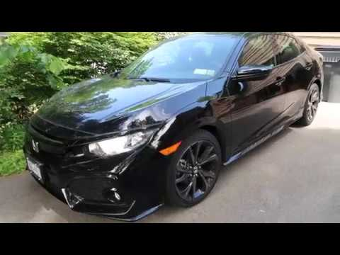 Honda Civic Hatchback Sport 2018 What no one told me!