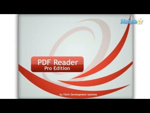 PDF Reader Pro iPad App Review