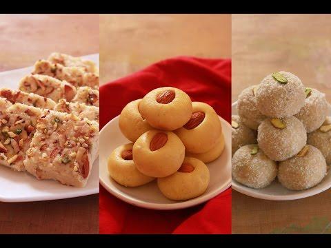 Condensed milk dessert 3 ways || quick and easy dessert recipe || instant dessert