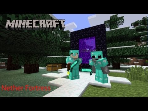 Minecraft Xbox: Nether Fortress