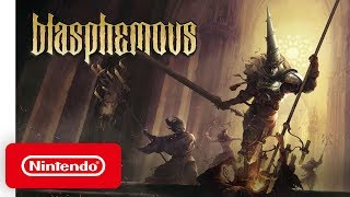 Blasphemous - Announcement Trailer - Nintendo Switch