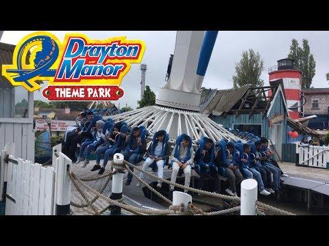 Drayton Manor Vlog July 2017