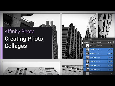 Creating Photo Collages (Affinity Photo)