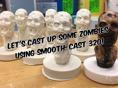 LET'S MAKE A SILICONE MOLD!!! Using Mold Star 16 from Smooth On!
