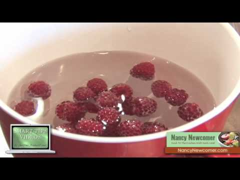 Smart Tips - How To Keep Berries Fresh by Nancy Newcomer