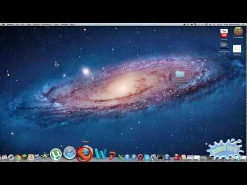 How to Change Folder Icon On Mac OS X