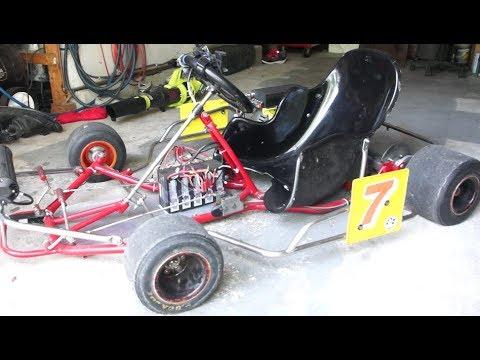 10000w Electric Go Kart FAQ & Technical Information