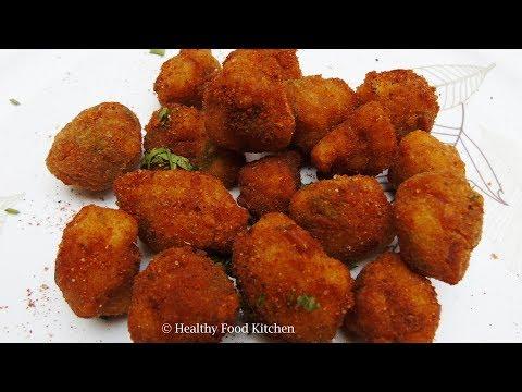 Evening Snacks Recipe in Tamil - Gobi Popcorn Recipe - Cauliflower Popcorn Recipe - Crispy Gobi 65