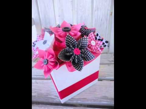 origami flower for decoration
