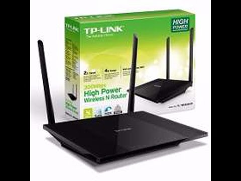 How to Configure TP LINK 450Mbps Wireless Router TL WR940N-941DN|tp link   router