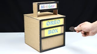 Wow! Amazing DIY OREO BOX