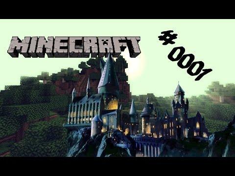 Let's Build Hogwarts - Minecraft #0001 - das neue MEGA Projekt auf YouTube [Survival Mode]   DaGiLP
